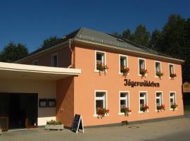 Gaststätte & Pension Jägerwäldchen, Bertsdorf