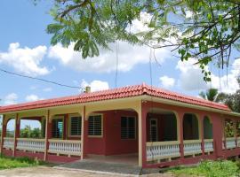 Hacienda las Flores, Ceiba