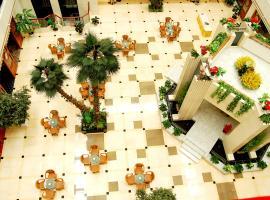 Datong Garden Hotel, Datong