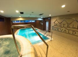 Wellness Hotel Hukvaldy, Příbor
