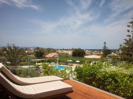 Artemis Village Apartments & Studios, Stavros