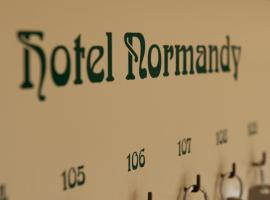 Hôtel Normandy, Fécamp