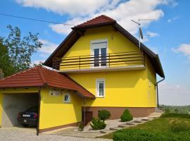 Holiday Home Fijolica, Štrigova
