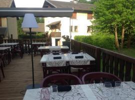 La Table d'Aure, Chamousset