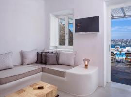 Mykonos No5 Luxury Residences and Lofts, Ornos