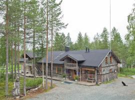 Wilderness Hotel Kuusamo, Kiviperä