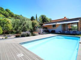 Villa Chateauneuf, Cabris