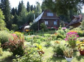 Guest house on Varvarinskaya 35, Plyos