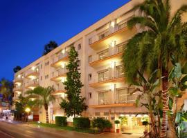 Hotel Les Palmeres, Calella