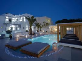 Callia Retreat Suites - Adults Only, Fira