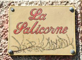 Villa La Salicorne, Saint-Jean-Cap-Ferrat