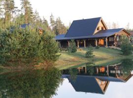 Viesu māja Forrest, Dzimtmisa