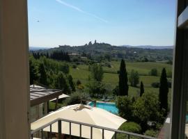 Villa Ducci, San Gimignano