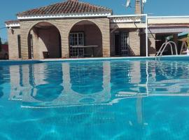 Casa Los Charros, Torrepalma