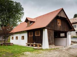 Kovačija pri Kovaču, Lehen na Pohorju
