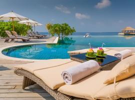 Kudafushi Resort & Spa, Raa Atoll