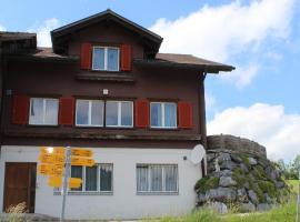 Apartment Hulfteggpass, Mühlrüti