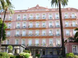 Grand Hôtel des Ambassadeurs, Menton