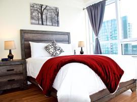 皇家住宿公寓(帶家具) - 北約克