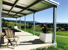 Hinter : Byron Hinterland Eco-Luxe Stay, Myocum