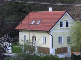 Chaloupka za potůčkem, Županovice
