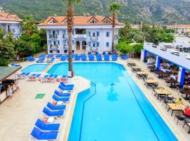Akdeniz Beach Hotel, Oludeniz
