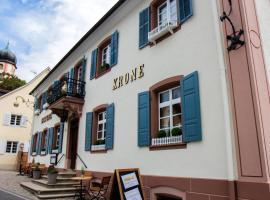 Krone - das Gasthaus, Kirchhofen