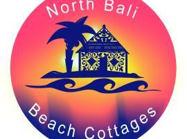 North Bali Beach Cottages, Pemuteran