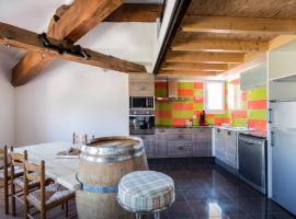 duplex sous les toits, Palau-del-Vidre
