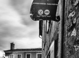Chambres d'Hotes Le Relais des Remparts, Rions