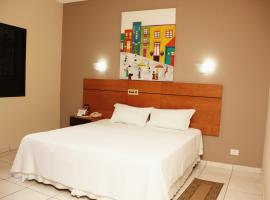 Real Palace Hotel, Três Lagoas