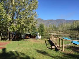 Cabanas Vista del Indio, Las Compuertas