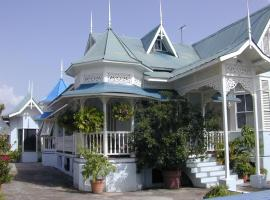 Trinidad Gingerbread House, Port-of-Spain