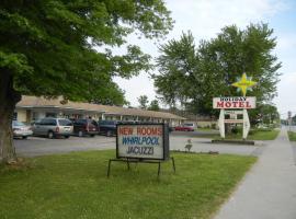 Holiday Motel, Орілля