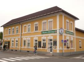 Stadtschenke, Beljak