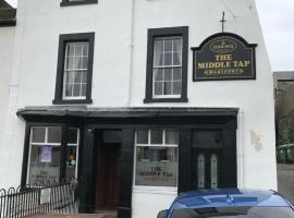 Middle Tap Bar, Maryport