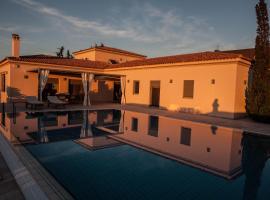 Villa Alykos, Aghia Marina