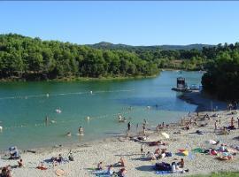 Résidence du lac, Carcassonne