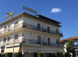 Albergo Colombo, Castelfranco di Sopra
