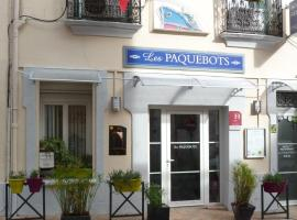Hotel Restaurant Les Paquebots, Port-Vendres