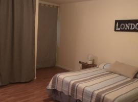 Hotel Ilriposo, Copiapó