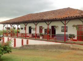 Hacienda Hostal Cafetera El Porvenir, Galicía