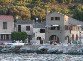 Maison a la pointe du Cap Corse, Barcaggio
