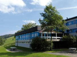 St. Gallen Youth Hostel, Sanktgallene
