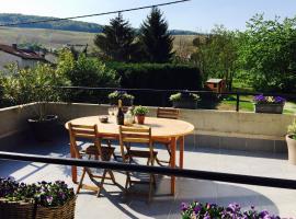 La Terrasse des Forges, Epernē