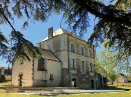 Villa Cussay, Cussay