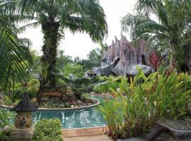 Nattha Waree Hotsprings Resort and Spa, Ban Nua Khlong