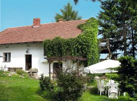 Haus Kosova (100), Česká Kubice