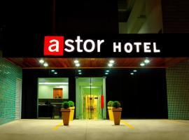 Astor Hotel, Bauru