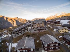 Fischers Alpenhotel, Frutt